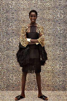 Dieyna Ba, Black Fashion Models