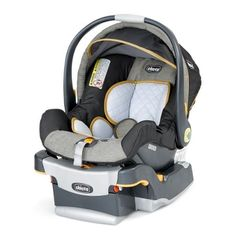 Chicco Keyfit 30 Car Seat  Suitable Weight Range: 4 - 30lbs  Available Colors: Sedona, Midori, Aster, Radius, Granita, Lilla, Polaris, Snap Dragon, Ombra, Surge and Rainfall  Is compatible with the Chicco Keyfit Caddy Stroller  http://babyessentials101.com/top-ten-sellers-infant-baby-car-seats-2015/  #topteninfantcarseats