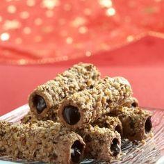 Czech Desserts, Mini Desserts, Sweet Desserts, Sweet Recipes, Healthy Dessert Recipes, Baking Recipes, Cookie Recipes, Torta Recipe, Czech Recipes