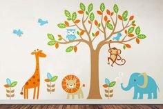 Kids Wall Stickers for Bedrooms (1)