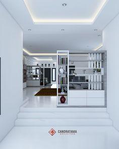 Living Room Partition Design, Living Room Tv Unit Designs, Room Partition Designs, House Front Design, Small House Design, Home Room Design, Home Living Room, Living Room Decor, House Architecture Styles