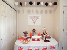 Disney cars party #disney #cars party #party