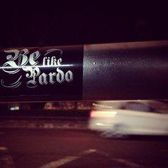 Feliz noche! #belikepardo