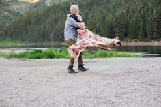 "This Crazy-Romantic ""Elopement"" Is Too Adorable For Words #refinery29"