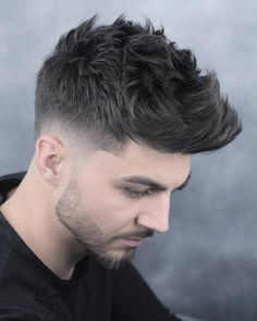 Best Hairstyles For Men To Get A Cool Look This Year - Hairstyles That Look Way Better On Dirty Hair Resouri Popular Lovely Mens Hairstyles Haircuts Ideas For If You Are Looking The New Cool Fresh Hairstyle Ideas For Men Low Fade Mens Haircut, Mens Hairstyles Fade, Ponytail Hairstyles, Hairstyles Haircuts, Haircuts For Men, Cool Hairstyles, Quiff Haircut, Teen Boy Hairstyles, Gorgeous Hairstyles