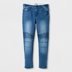 Boys' Moto Jeans - art class Blue Wash 10