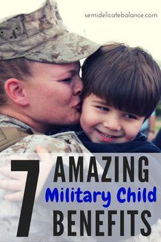 7 Amazing Military Child Benefits, great perks for my kids aka military brats