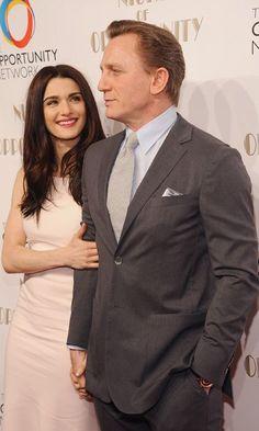 Daniel Craig and Rachel Weisz married since 2011
