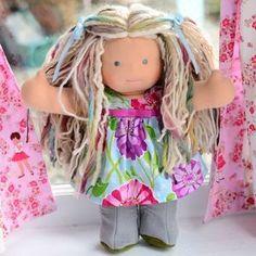 "Dream Doll = Bamboletta doll ""Olivia"" $215.00"