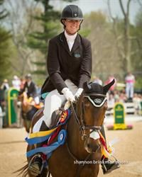 Lauren Kieffer and Veronica at Rolex | Rate My Horse PRO