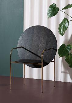 Maxim Scherbakov's Yalta chair for Supaform Studio