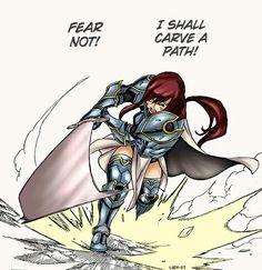 I shall carve a path! Jellal, Fairytail, Fairy Tail Episodes, Erza Scarlet, Love Fairy, Fairy Tail Anime, Anime Love, Anime Manga, Otaku
