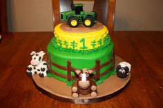 john deere party cake | Recent Photos The Commons Getty Collection Galleries World Map App ...