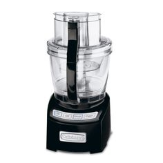 food processor with work bowl and nesting and work bowls On/off/dough/pulse touchpad controls; blade-locking system Stainless-steel slicing disc, shredding disc, chopping/mixing blades, and dough blade Cooking Appliances, Small Kitchen Appliances, Cool Kitchens, Cuisinart Food Processor, Food Processor Recipes, Home Furniture Shopping, Veggie Pizza, Stop Working, Convenience Food