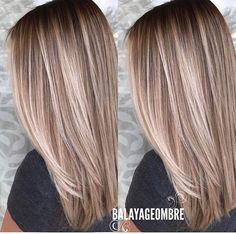 т a y a n n ♡ – Balayage Hair Blonde Hair Looks, Blonde Hair With Highlights, Brown Blonde Hair, Hair Color Balayage, Babylights Blonde, Honey Balayage, Medium Blonde, Hair Medium, Medium Brown