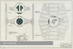 If It's Hip, It's Here: A Sneak Peek At The Collector's Edition of Never Before Seen Star Wars Blueprints.