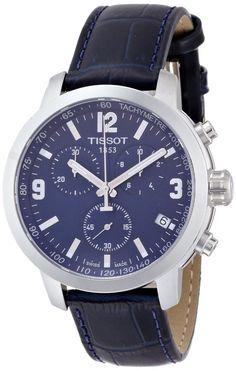 Tissot Men Watches : Blue watches for men Tissot