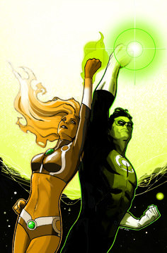 COMICS: DC Unveils 25 GREEN LANTERN Variants Arriving This September