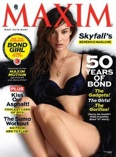 Maxim is the essential guide for today's active male consumer. Every issue features fashion, sports, gadgets/gear, sex advice, music & movie reviews all in an entertaining and irreverent style where humor is a key element. $14.97