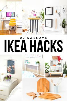 20 Awesome IKEA Hacks You Have to Try http://www.hellonatureblog.com/20-awesome-ikea-hacks/?utm_campaign=coschedule&utm_source=pinterest&utm_medium=Hello%20Nature&utm_content=20%20Awesome%20IKEA%20Hacks%20You%20Have%20to%20Try