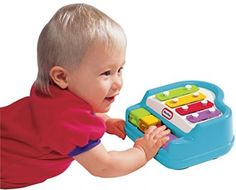 Baby Toy Piano Infant Toddler Developmental Sensory Musical Sound Colorful New #LittleTikes