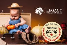 From our family to yours, Happy Thanksgiving!  #mylegacyvaca #thankful #thanksgiving #happythanksgiving  http://www.legacyvacationresorts.com/