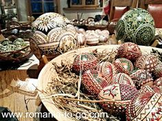 Painted Egg Museum in Bucovina