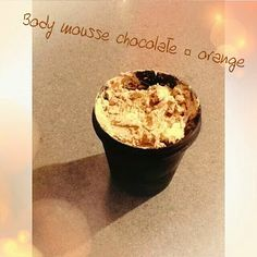 The room Bio: Tutorial Body Mousse Chocolate & Orange ... for Skin by Eating!