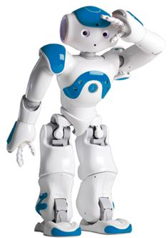 NAO is a popular humanoid robot used by 600 schools worldwide for teaching robotics