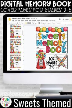 Memory Books are a perfect end of the year activity for children of all ages!! This DIGITAL EMOJI THEMED memory book will help students reflect on their year and write down their memories. This will make a great keepsake for the year! Check out the preview to see what's included! Made in Google™ Slides but has instructions for easy conversion to PPT as well.