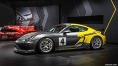 2016 Porsche Cayman GT4 Clubsport Wallpaper
