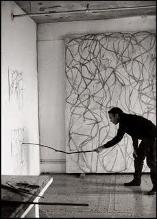 Contemporary Drawing Practices: Brice Marden, Artist