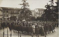 Verona - Funerali di Stato - 31 gennaio 1925
