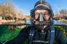 Let Me Take a Selfie | Scuba Selfie | Underwater Photos | Scuba Diving