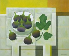 Reg Cartwright - Figs on a Table