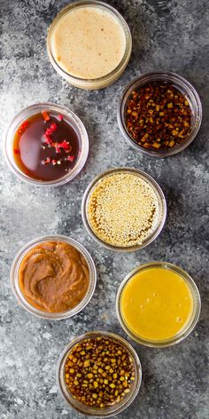 SEVEN easy stir fry sauce recipes you can make ahead and freeze, plus instructions on how to make freezer stir fry packs. So easy for weeknight dinners!