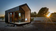 Cinder Box Micro Dwelling