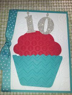 Cupcake Cricut