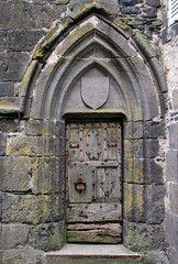 Porte médiévale.