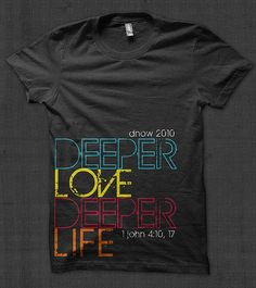 disciple now t shirt design by megan wright design co via flickr