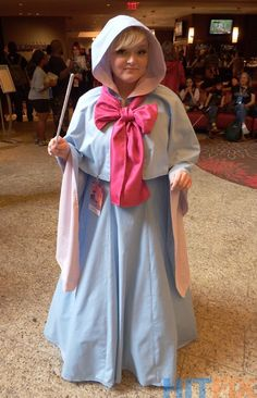 Ideas & Accessories for your DIY Fairy Godmother Halloween Costume Idea