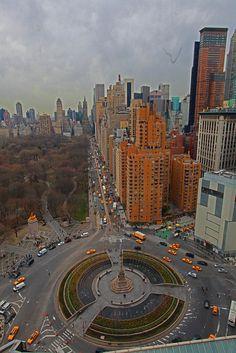Columbus Circle, NYC    from greenwichvillagenydailyphoto