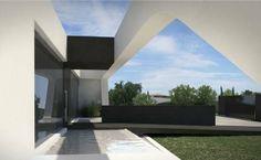 New contemporary property for sale Praia da Luz http://archiadore.com/new-contemporary-property-for-sale-praia-da-luz/