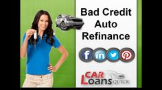 refinance an auto loan with bad credit