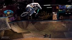 Renato em Berlin Dark Side BMX