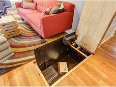 Hidden floor safe Bedroom Gun Holy Crap Floor Safe Want It Pinterest 164 Best Home Update Images On Pinterest Diy Ideas For Home Home