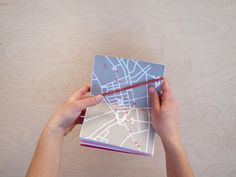 Travel Booklet + Map