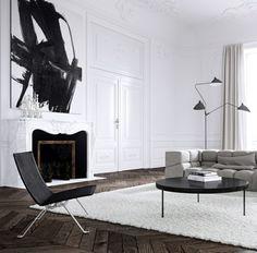 Apartamento parisino, de Jessica Vedel