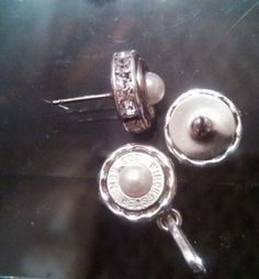 Hey, I found this really awesome Etsy listing at https://www.etsy.com/listing/178585809/handmade-silver-ammo-earrings-and