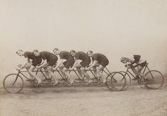 Collection Jules Beau. Photographie sportive, T. 6. Année 1898